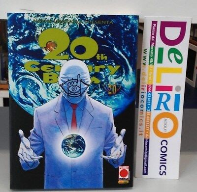 20th CENTURY BOYS N.20 Ed.PLANET MANGA SCONTO 10%