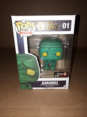 Funko POP! League of Legends Amumu #01 Exclusive