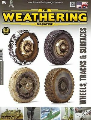 The Weathering Magazine  Issue 25. Wheels, Tracks & Surfaces