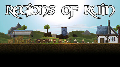 Regions of Ruin Steam Key - Fast Delivery