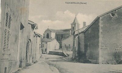 CPA - France - (55) Meuse - Vadonville