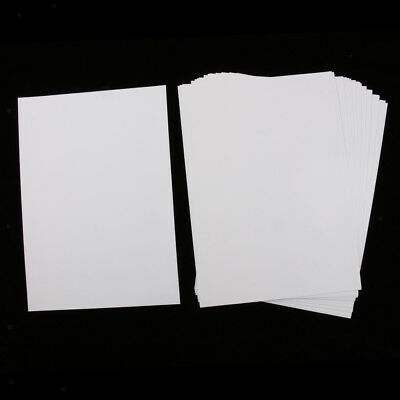 20 Pcs High Gloss Glossy Photo Paper For Inkjet Printer A4, Practical 12x8""