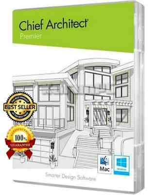 Chief Architect Premier X10 Full Version 2019 (Download) For Mac OS