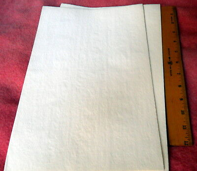 "Esleeck ONION SKIN PAPER 25 SHEETS Fidelity 100% cotton 8 1/2"" X 13"""