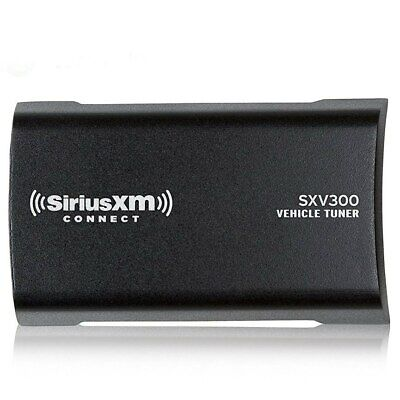 SiriusXM SXV300V1, Connect Vehicle Tuner