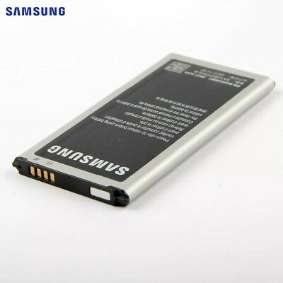 Samsung Galaxy S5 Cell Phone Battery EB-BG900BBC, 2800mAh, 3.85V Li-ion, 10.78Wh