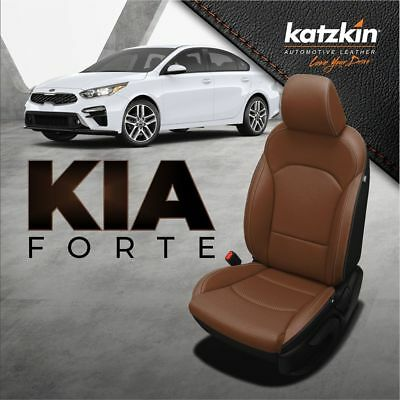 Cool Katzkin Black Leather Repla Int Seat Covers Fits 2013 2019 Caraccident5 Cool Chair Designs And Ideas Caraccident5Info