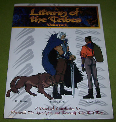 *** WEREWOLF: Litany of the Tribes 3 - Red Talons, Shadow Lords, Silent Strid **
