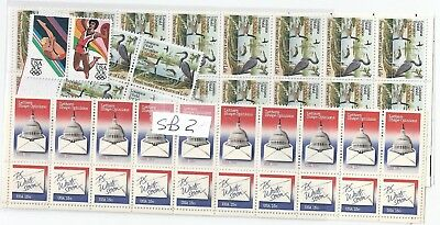Discounted United States Postage: .55C Combos: 75% Face Value: Mnh: 40 Letters