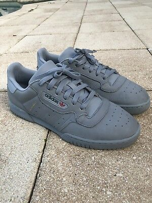 4a96c032 Adidas Yeezy Powerphase Calabasas Grey Size 9 Great Condition Kanye West