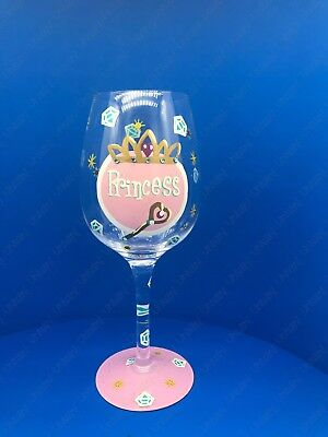 A Touch Of Glass Princess Wine Glass By Westland Giftware Item No. 19030