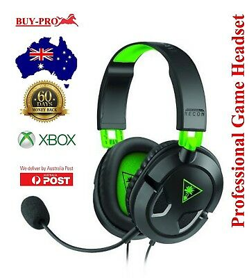 Turtle Beach Ear Force Recon 50X Wired Black Headset