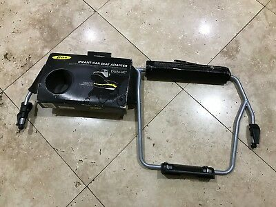 Bob Duallie Infant Car Seat Adapter Graco Snugride Click & Classic Connect