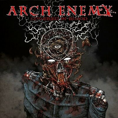 Arch Enemy - Covered In Blood (Ltd. Cd Digipak) (Cd)