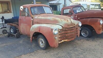 1947-1953 chev hot rod rat rod pick up truck ford holden