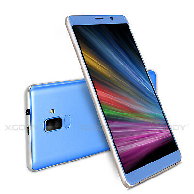 """New 6"""" Large Screen 3G 2G Unlocked Android 7.0 Quad Core 2SIM Mobile Smart Phone"""