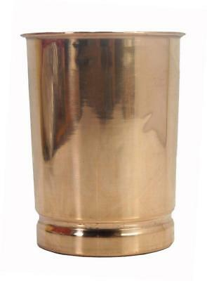 Pure Copper Glasses Drinking Water Tumler Moscow Mule Tumbler Hammered Glass