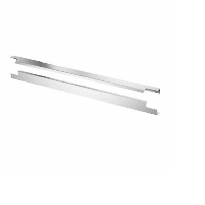 *New* IKEA BLANKETT Handles  2 pack 595mm For Doors & Drawers Aluminium *IKEA*