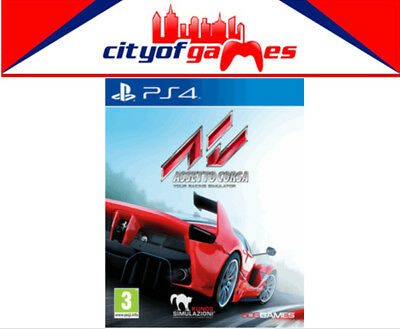 Assetto Corsa PS4 New & Sealed