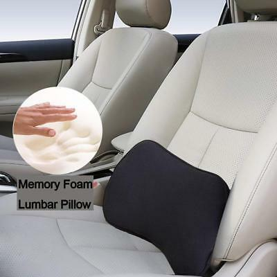 Big Hippo Lumbar Cushion Back Support Pillow Car Seat Home Office Chair Travel