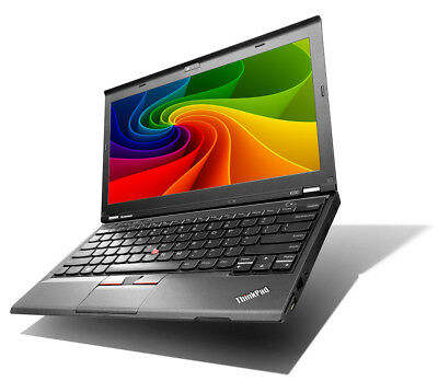 Lenovo ThinkPad X230 i5 2.60GHz 4GB 500GB HDD 1366x768 WLAN Cam BT Win10 /7 Pro