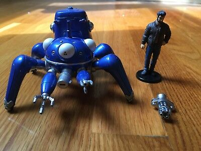 "Wave Corporation Tachikoma ""Metal Finish Version"" - W.H.A.M. Excellent Condition"