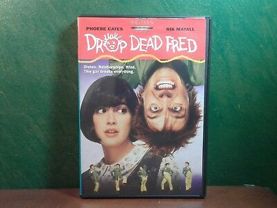 Drop Dead Fred (DVD, 2003) Rare OOP
