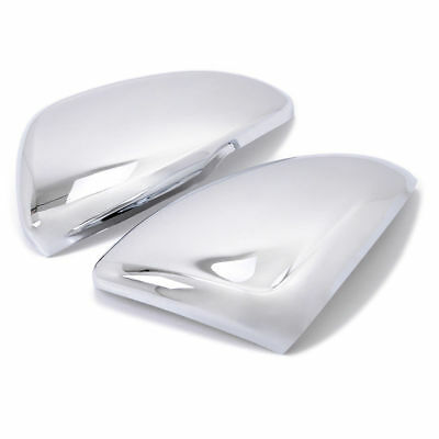 For Chevrolet Cruze 2017 2018 Chrome Side Door Rearview Wing Mirror Cover Trim