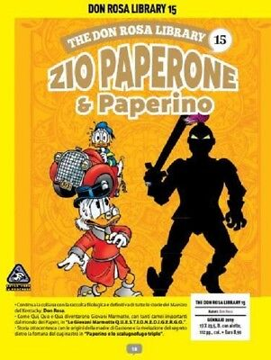 The Don Rosa Library   15 - Panini Comics