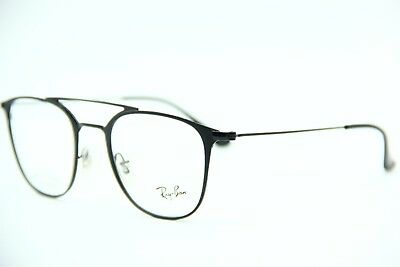 3a6d126a2297 New Ray-Ban Rb 6377 2904 Black Eyeglasses Authentic Frame Rx Rb6377 48-21
