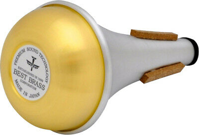 aS Arnolds & Sons Best Brass Trompete Straight - Messing lackiert