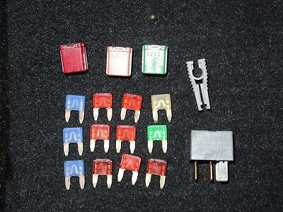 Toyota Aygo Ab10 Facelift (2009-2012) Fuse Relay Bundle Job Lot ***more Parts***