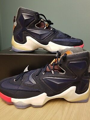 c677d2001d8 NEW NIKE LEBRON 13 Xiii Limited Mens Basketball Shoes 823300-941 Sz ...