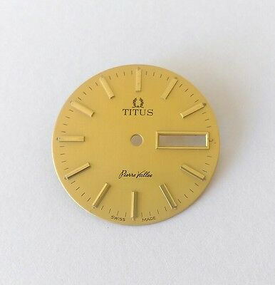 ETA 2879 Watch Dial  28mm Approx Swiss Made