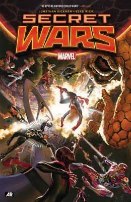 Secret Wars by Hickman, Jonathan