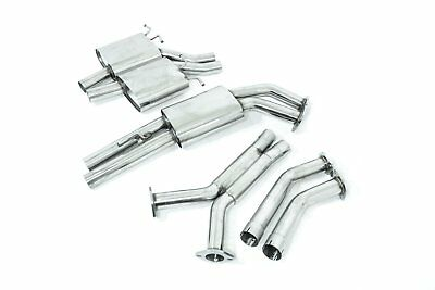 Holden Commodore (1997-2007) SS Sedan VT-VY-VX-VZ Catback Exhaust 3""