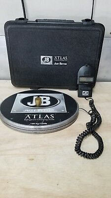 JB Atlas 220 lb. Capacity Refrigerant Charging Scale Just Better **