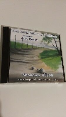 Jerry Yarnell dvd shadows 8966 oil painting art instructional video lesson