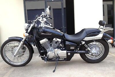 Honda Shadow 750 Spirit Cruiser