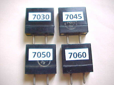 4-Pack Ft-241 Qrp Modified Ham Radio Crystals 40M Tested