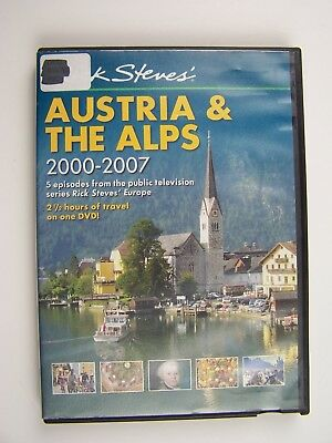 Rick Steves' Austria and the Alps 2000-2007 DVD