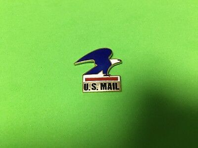 "Us Postal Service ""us Mail"" Hat Pin"