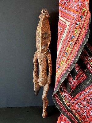 Old Papua New Guinea Ramu River Ancestor Carving …beautiful collection piece