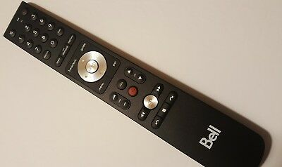 80370) Bell Fibe TV remote control  use (same new)