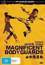 Magnificent Bodyguards - Brand New / Unsealed Dvd (Jackie Chan) Re-Mastered