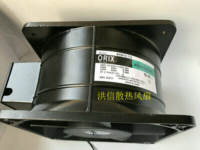 1 PCS  ORIX   Fan  MRW18-TTA   AC 200V 180*180*110MM