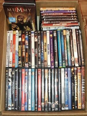 DVD Lot Used Excellent Condition You Choose Spend $30 Free Shipping!!