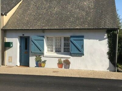 Fully Renovated Brittany, France, 1 Bed Gite / Cottage / House For Sale