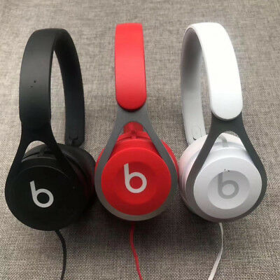 Beats by Dr. Dre EP On Ear Pad Headband Headphones Earphone Headset with Cable
