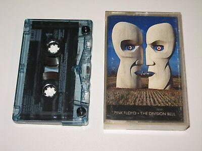 PINK FLOYD - The Division Bell - MC cassette tape 1994/2050